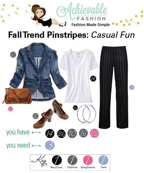 Fall Print Casual Fun