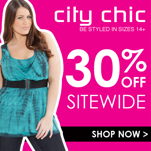 FREE Shipping & FREE Returns on City Chic. Shop now! Pick Up in Store Available.