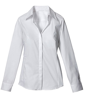 Clothing essentials - The Tailored White Shirt - Achievable Fashion