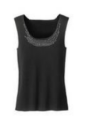 Sleeveless Sweater with Detailing #11