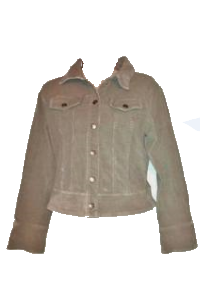 Fitted Fall Jacket