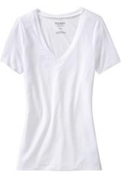 White Tee Shirt a must have wardrobe essential