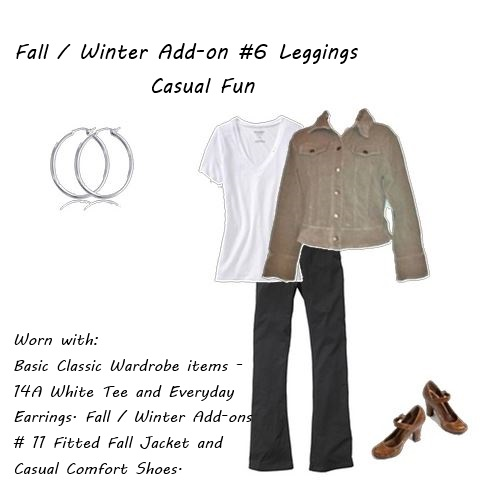 Fall Wardrobe Fall Winter Addon 6 Casual fun