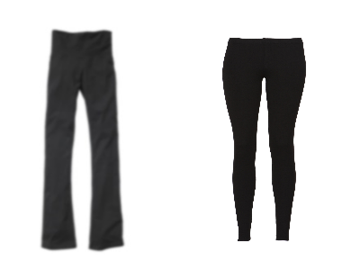 wardrobe essentias leggings