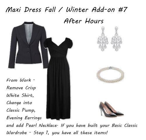 my wardrobe Maxi - After Hours
