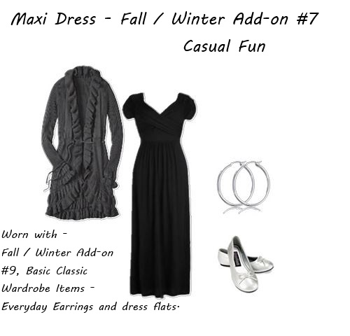 my wardrobe Maxi - Casual Fun