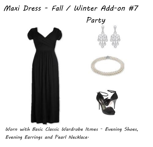 my wardrobe Maxi - Party