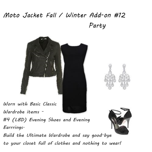 Fall jacket Moto Jaket Party