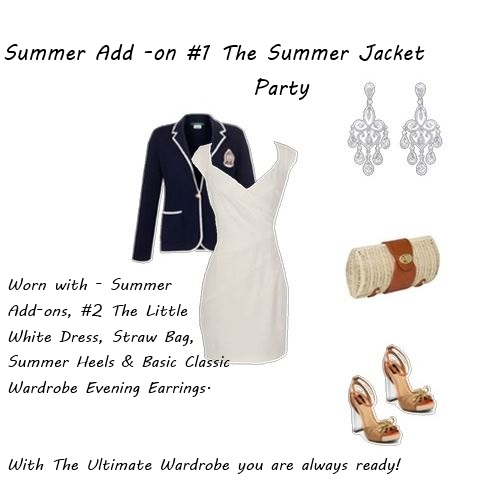 Summer Wardrobe Essentials