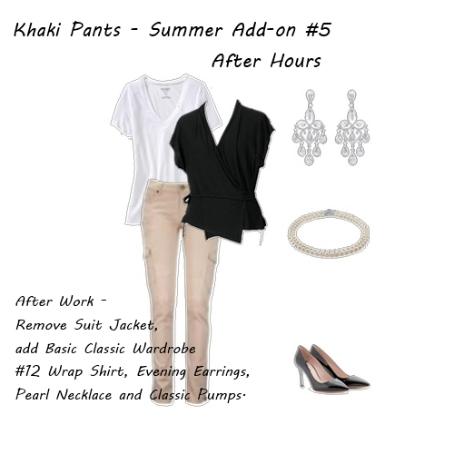 Summer Add on Khaki After Hours 2