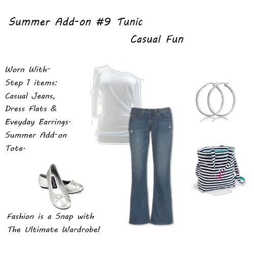 Summer Clothes Tuni Casual Fun 2