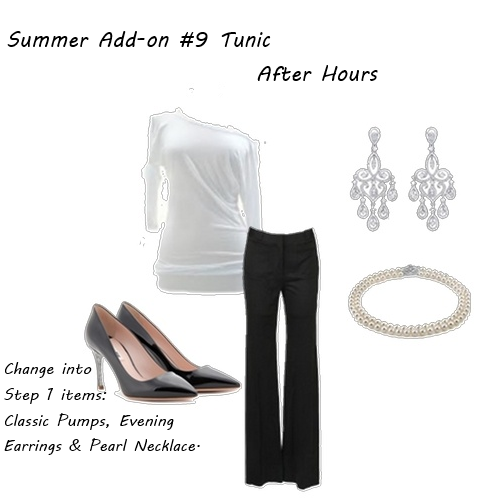 Summer Clothes Tunic After Hours 2