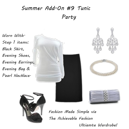 Summer Clothes Tunic Party 2