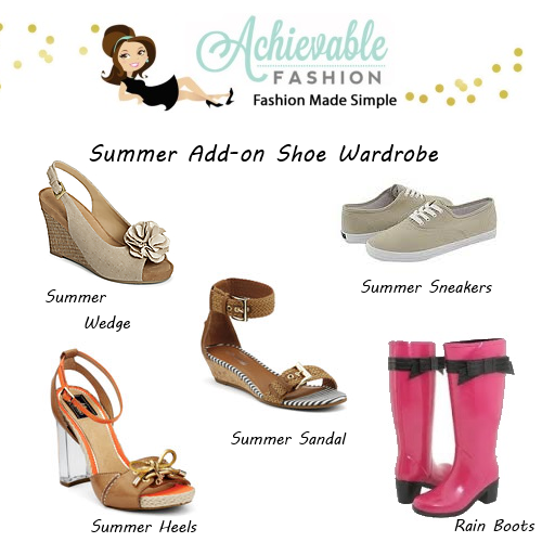 Summer Shoes